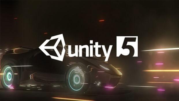 Unity 5 ya está disponible
