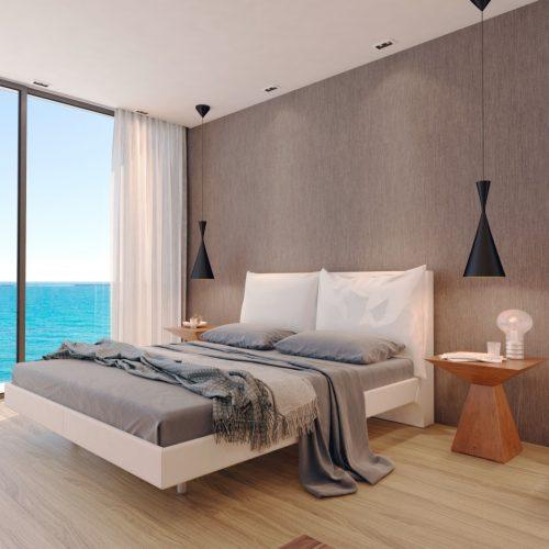Ático Estepona Dormitorio